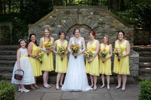 yellowwedding