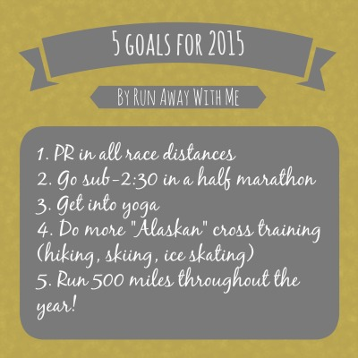 new years goals 2015
