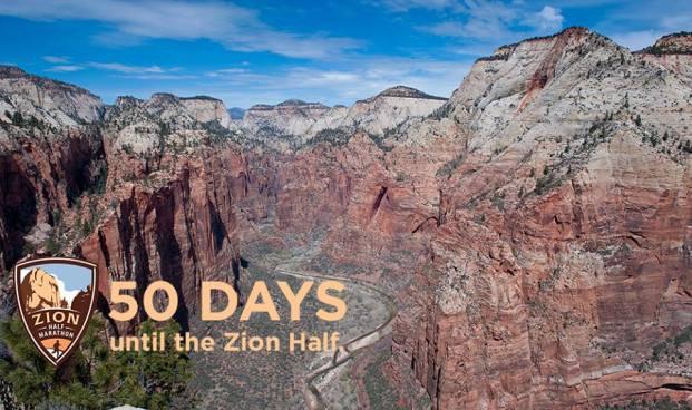 zion 50 days