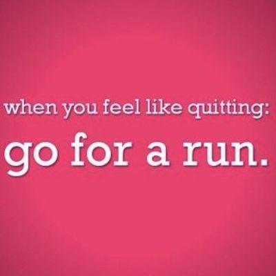 Quit-Run