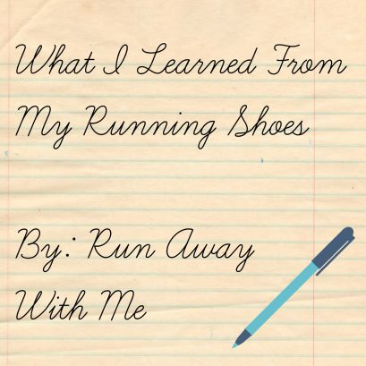 what i learned from my running shoes