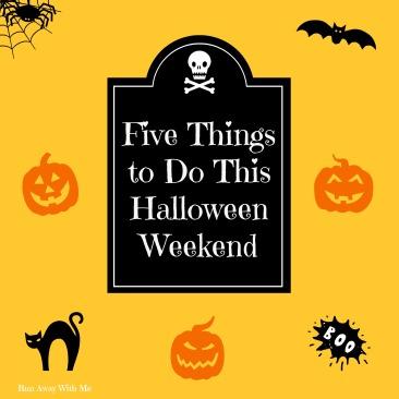 Friday Five Halloween