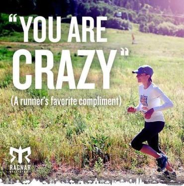 you are crazy