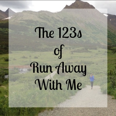 The 123s of Run Away With Me - Learn more about me and my blog