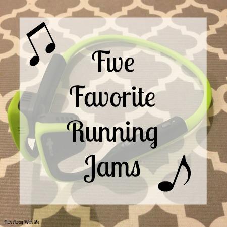 Friday Five - Five Favorite Running Jams (and an Aftershokz Trekz Titanium Headphones Review!)