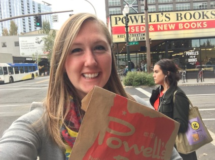 Visiting Powell's